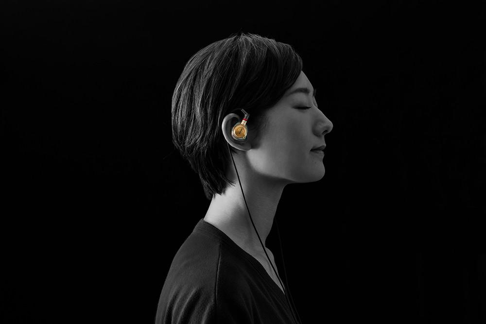 ウォークマンを楽しむことに特化したJust ear。ソニーストアでぜひ体験してみて欲しい。