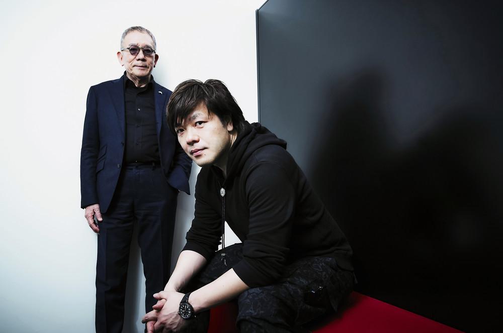 〔 音とデザイン 第2回  〕 小説の構成は音楽的 コンセプター坂井直樹さん×小説家平野啓一郎さん