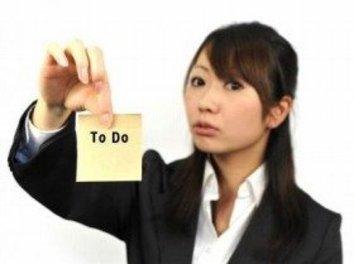 なぜ日本人は「ToDoリスト」を作らないのか
