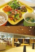「社員の肥満改善」に取り組む日本マイクロソフトの社員食堂