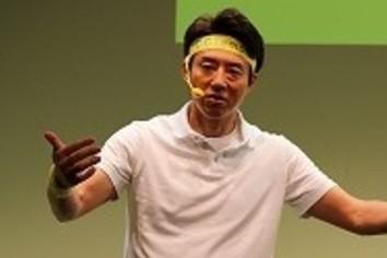熱いぜ「理想の上司」 松岡修造が急上昇、1位に