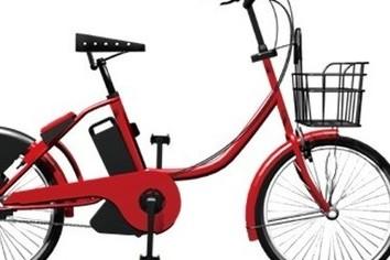ローソンで自転車シェアリング 青森の4店舗からスタート