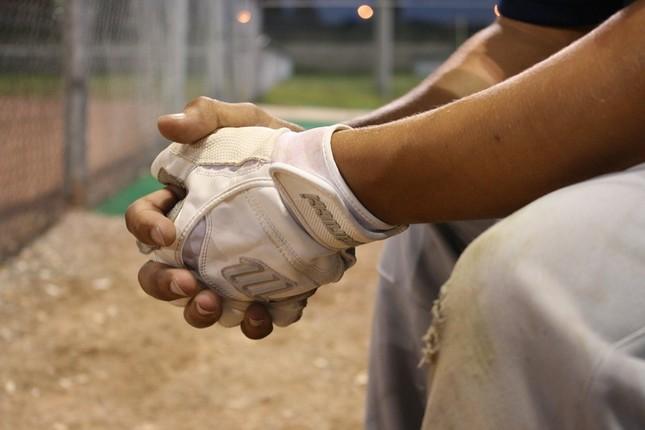 選手の心を癒すコミュニケーション力とは