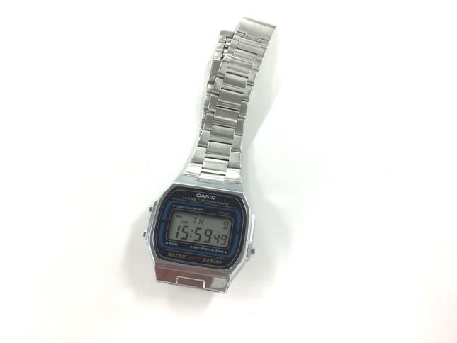 時計には「チープカシオ」人気という、いい話もあるのだが