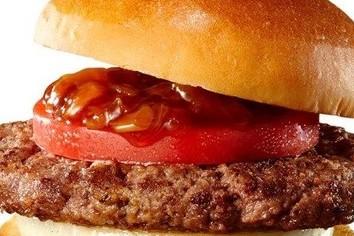 「松阪牛バーガー」おいくら? ロッテリアが11月末限定発売