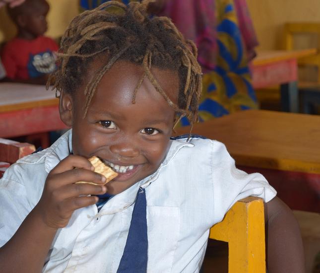 ルワンダの女の子、将来どんな活躍をするのか