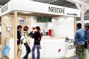一杯100円ネスカフェどうぞ 阪急「駅ナカ」にスタンド出店