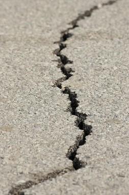地震への不安がじわり増加