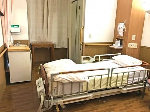 病院の都合で個室に入らされたのに…