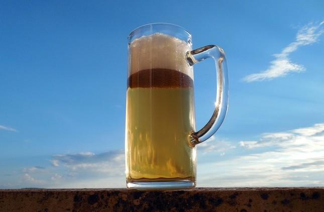 高いビールを飲んでいるかもしれない!