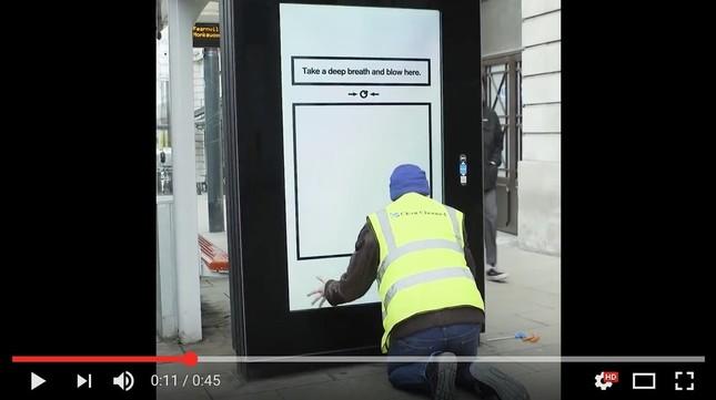 「白紙」のポスターに浮かび上がる「言葉」とは?