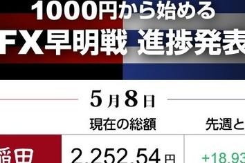 早稲田、ジワリ追い上げ 明治の居ぬ間狙ったが... FX対抗戦