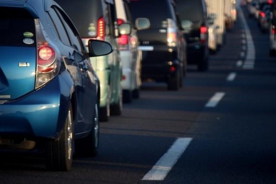 交通渋滞は、大きな経済損失だ!