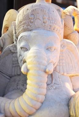 インドで「日本人ナンバーワン」目指す(画像は、インド神話の神「ガネーシャ」)