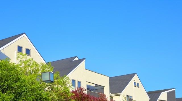 貸家と一戸建ての分譲住宅は18か月連続で増えた