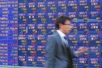 日経平均株価、一時250円上昇 年初来高値更新