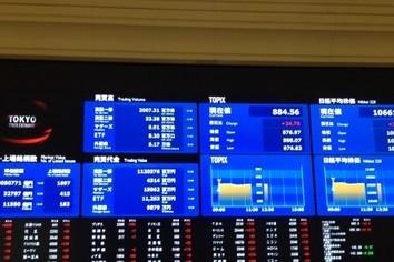 株式の持ち合い比率、過去最低 野村証券調べ