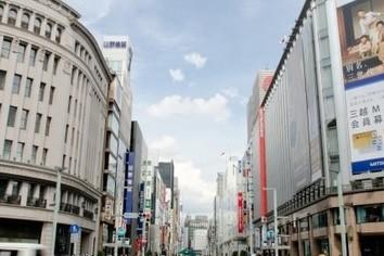 路線価 東京・銀座で4032万円、過去最高を更新