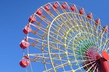 天気よく上々、遊園地・テーマパークの売上高 5月は前年比7.2%増