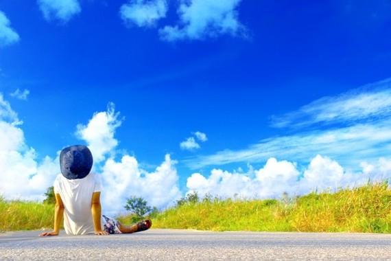 ゆっくり、のんびり、夏休み!