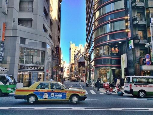 東京のタクシー運転手は優しいかも?