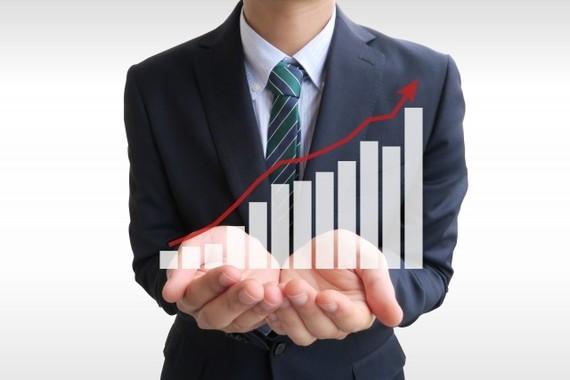 企業の業績回復で、内部留保が膨らんでいる