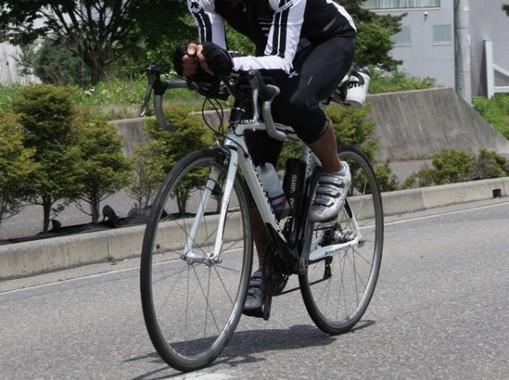 スポーツバイク、ちゃんとメンテナンスしてから乗って!
