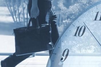 意外!? 長時間労働の職場は少ない 24%が「ほぼ残業なし」