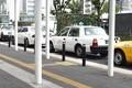 佐川急便、旭川市で「タクシー」宅配 乗客のいない空き時間に