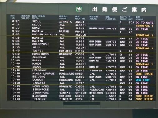 成田空港、早朝や深夜の利用は…… (写真はイメージ)