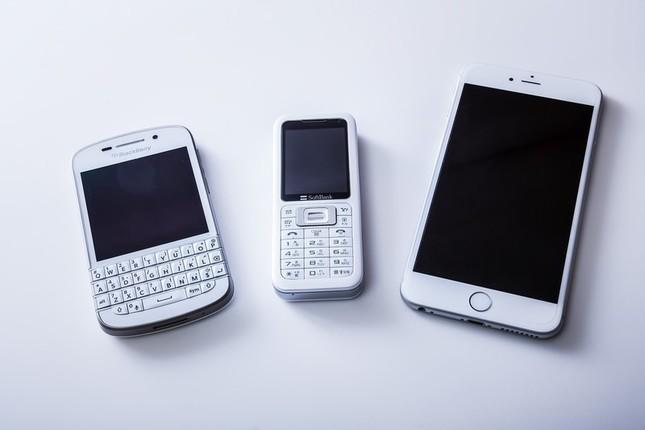 携帯電話の出荷1634万台(画像はイメージ)