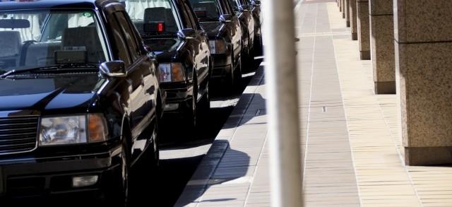 熱海の「駅前タクシー」が破産(写真はイメージ)