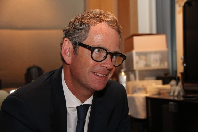 「インパクト投資は注目されている」ピーター・ファンコーニ会長