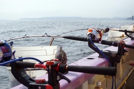 海釣りにハマり、シマノ株に注目