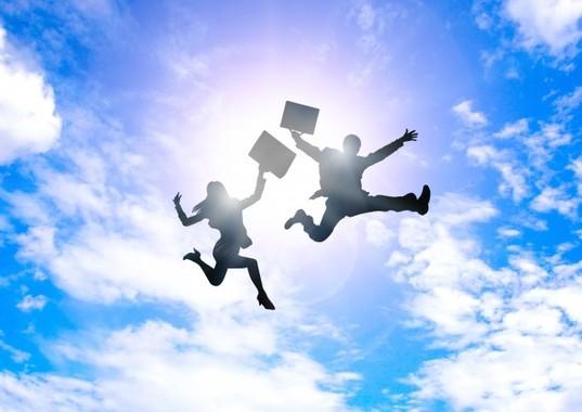 活躍の場を求めて、ホップ、ステップ、ジャンプ!