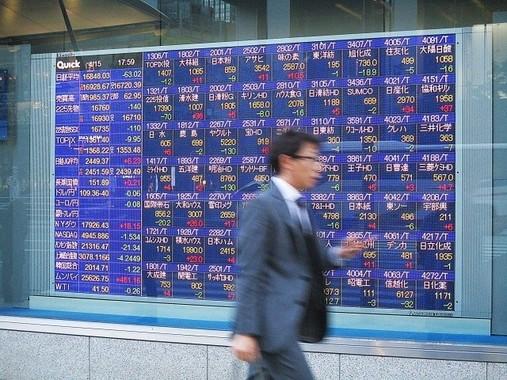 株価、2日間で1600円超の急落