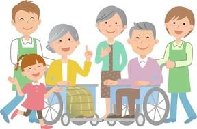 障害のある人と働く機会は増えている
