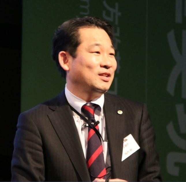 「可視化が従業員を大きく動かした」と語る坂内聡さん
