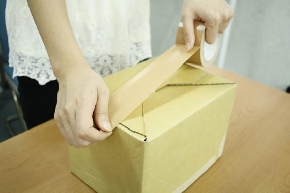 商品の発送は、追跡が可能な方法で