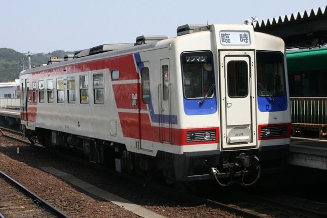 三陸鉄道は2019年3月から「リアス線」として再出発する(2010年撮影)