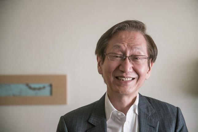 東京・赤坂の印象を「洗練さ」と「高級感」と語る、ASUSのジョニー・シー会長