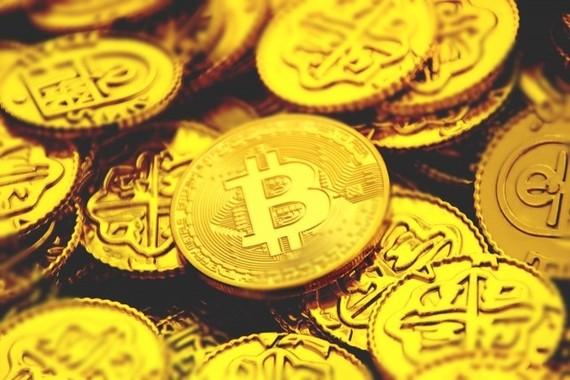 仮想通貨ビットコイン(写真はイメージ)