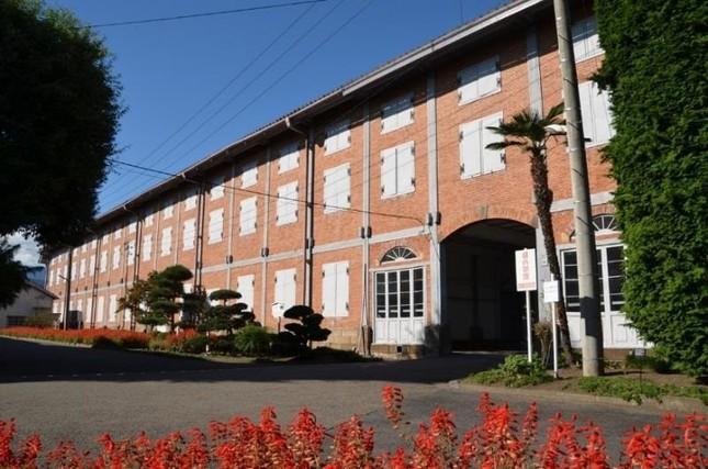 片倉工業は富岡製糸場の最後のオーナーだった(提供:富岡市)