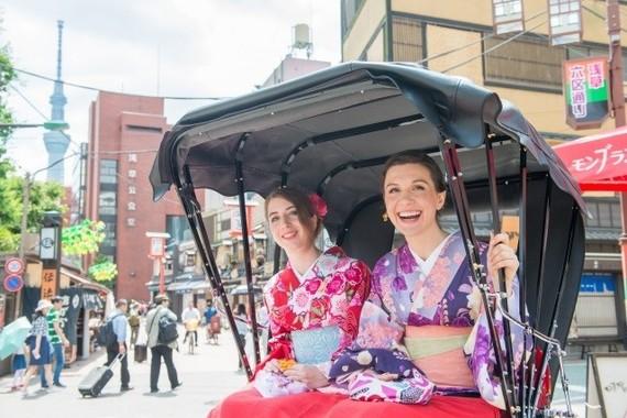 外国人観光客が好きな日本情緒