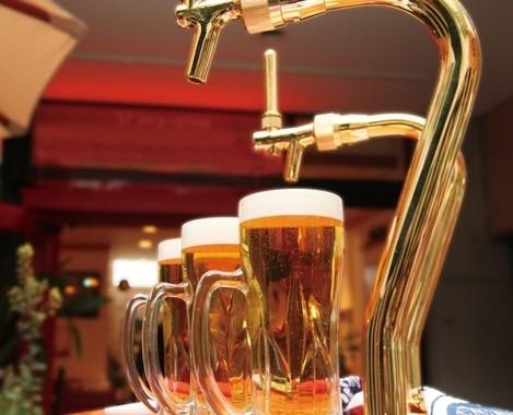 ビールがおいしい季節がやって来た!