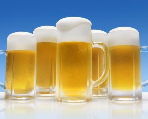 暑いと、やっぱりビールじゃない…… ?
