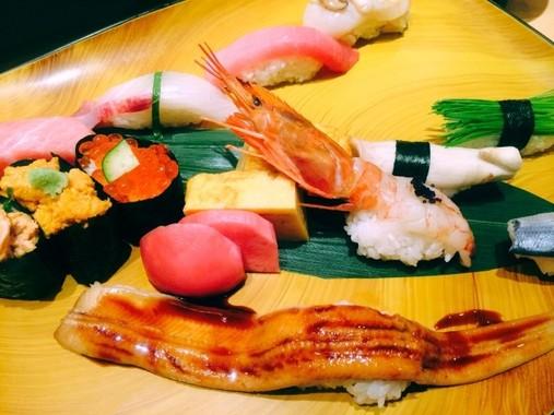 男性におごってもらうお寿司、やっぱり美味しい!?
