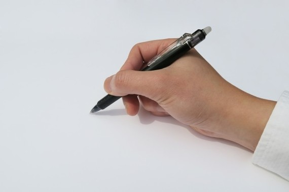 文字を書く機会は減ったけど……