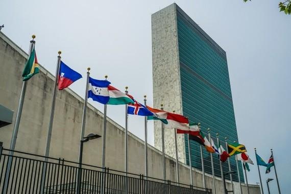 世界各国が「持続的な社会を目指そう!」と動きはじめた(写真は、国連本部ビル)