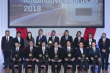 「日本自動車トータルアワード2018」にレクサス、トヨタ、VW